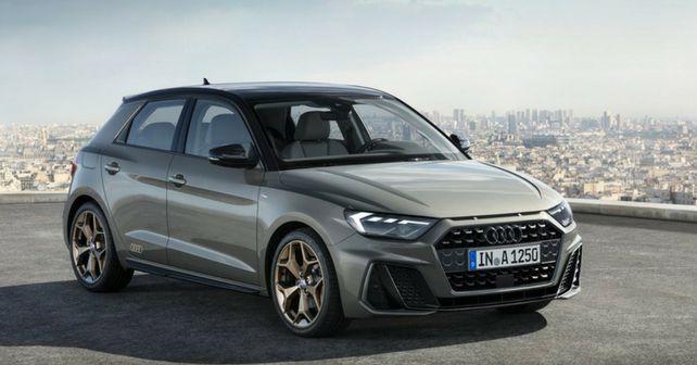 2018 Audi A1 Front