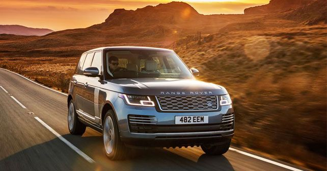 2018 Range Rover India Launch