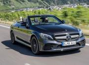 2019 Mercedes AMG C43 4MATIC Convertible Front Motion 2