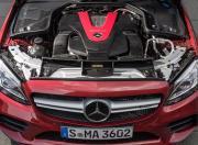 2019 Mercedes AMG C43 4MATIC Engine
