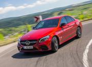 2019 Mercedes AMG C43 4MATIC Front Motion 1