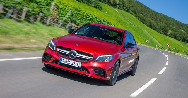 2019 Mercedes AMG C43 4MATIC Front Motion