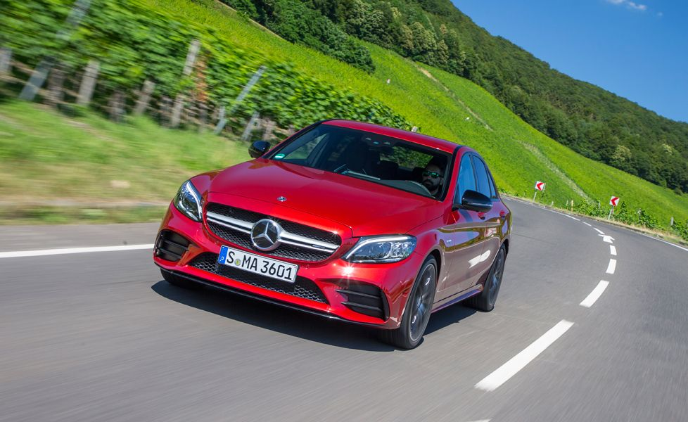 2019 Mercedes AMG C43 4MATIC Front Motion 21