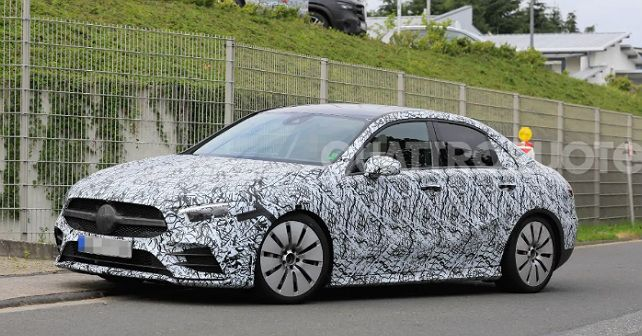 2019 A35 Spied 1
