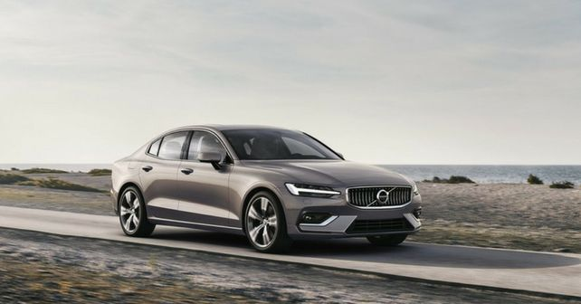 2019 Volvo S60 Front