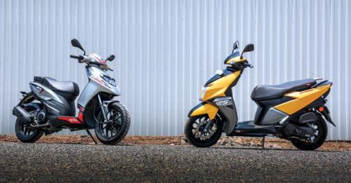 Tvs Ntorq 125 Colours In India Autox
