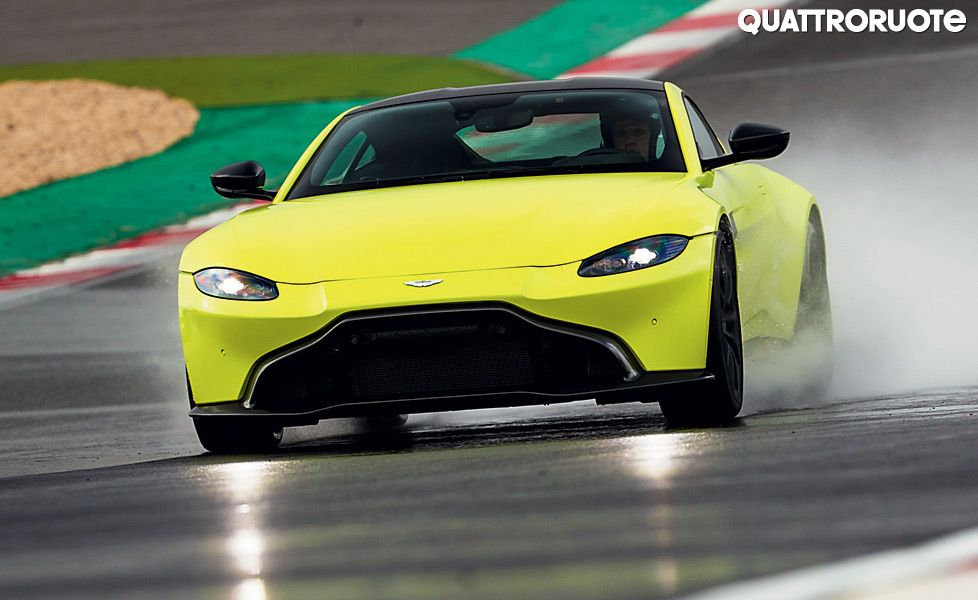 2019 Aston Martin Vantage Review First Drive Autox
