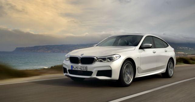 BMW 6 Series Gran Turismo Diesel India Launch M