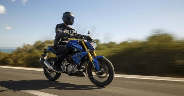 BMW G310R India Launch Image M
