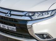 Mitsubishi Outlander image front fascia