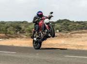 Ducati Monster Action