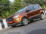 Ford EcoSport front three quarter1