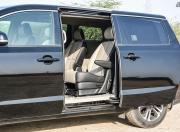 Kia Carnival rear seat
