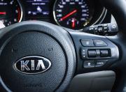 Kia Carnival steering wheel