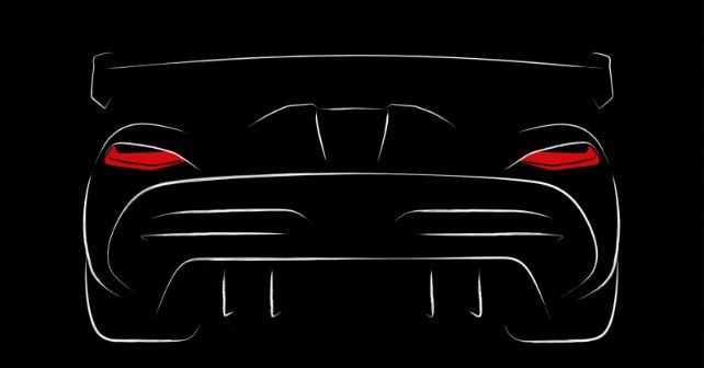 Koenigsegg Agera Rs Replacement Teased M