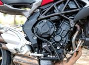 MV Agusta Brutale engine
