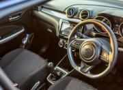 Maruti Suzuki Swift front interior1