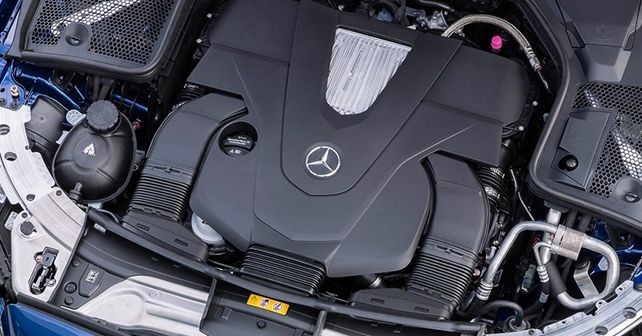 Mercedes Benz C Class Cabriolet Engine