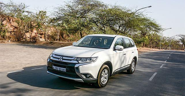 Mitsubishi Outlander Review: First Drive - autoX
