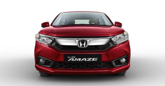 New 2018 Honda Amaze Front Sales M