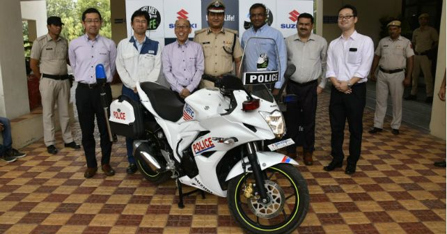 Suzuki Helmet For Life Campaign India M