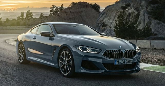 Bmw 8 Series Front 1