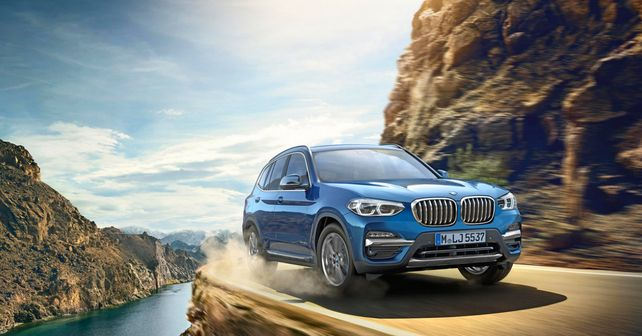 Bmw X3 Petrol Launched