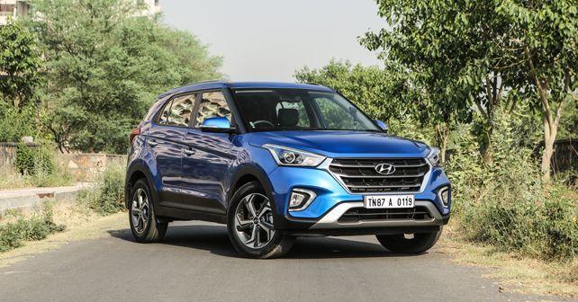 Facelifted Hyundai Creta Bookings India M