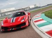Ferrari 488 Pista Fiorano Track