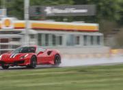 Ferrari 488 Pista Track Test