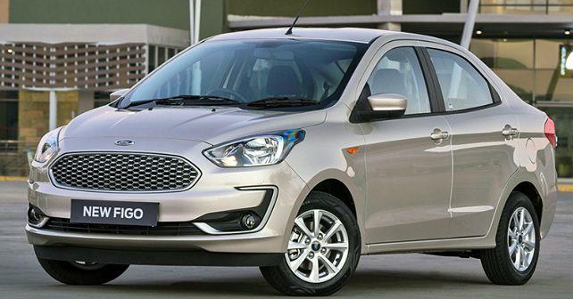 Figo Sedan Facelift