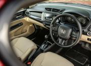 honda Amaze diesel cvt interior1