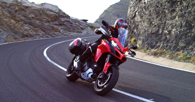 Multistrada 1260 Launched