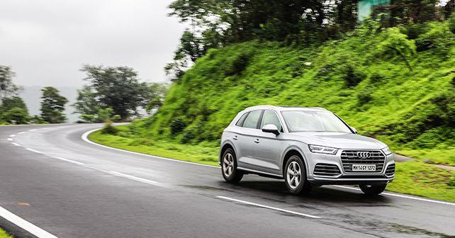 2018 Audi Q5 45 TFSI Petrol Action
