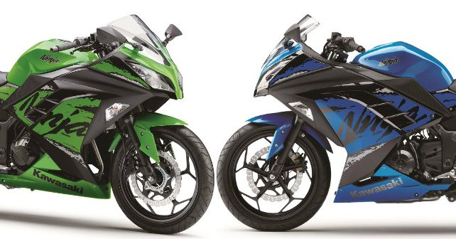 2018 Kawasaki Ninja300 Launched India M