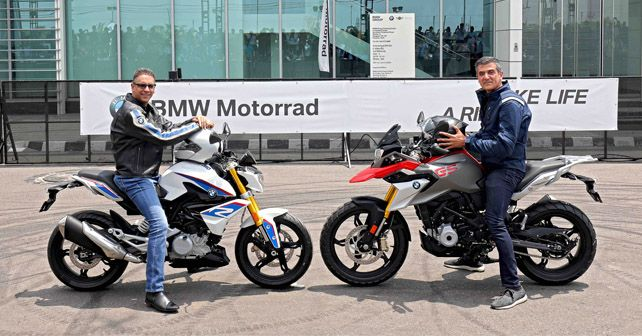 BMW G 310 R G310 GS India Launch