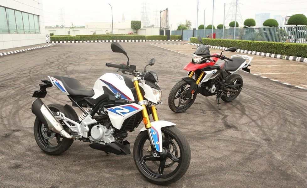 2018 bmw g 310 r and g 310 gs review first ride autox. Black Bedroom Furniture Sets. Home Design Ideas