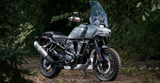 Harley Davidson Pan America Prototype Adventure Tourer M