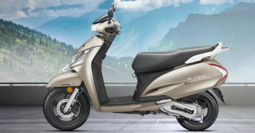 Honda Activa 125 Price In India Activa 125 New Model Autox