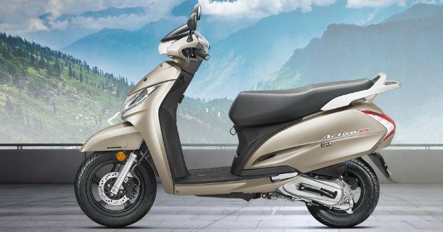 Honda Activa 125 Updated Launch M