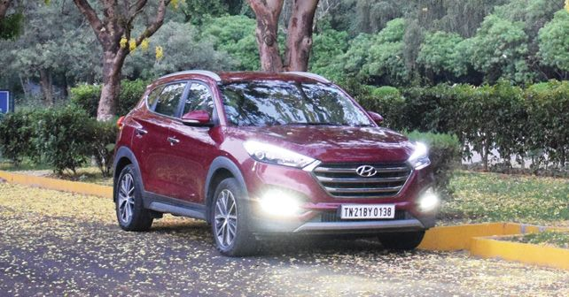 Hyundai Tucson Long Term Review Image