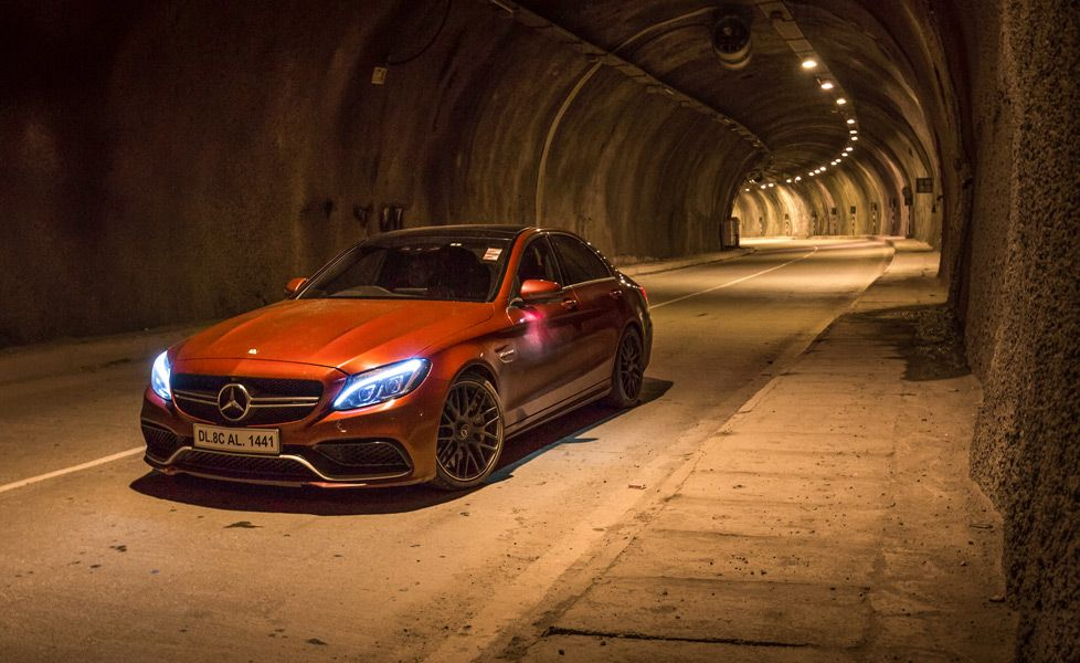 Merc Tunnel Travel Story Pic1