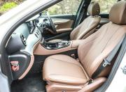 Mercedes Benz E Class All Terrain Front Seat1