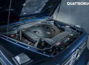 Mercedes Benz G Class G 500 engine