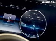 Mercedes Benz G Class G 500 instrument cluster