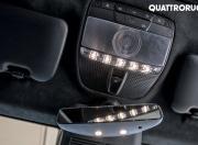 Mercedes Benz G Class G 500 interior1