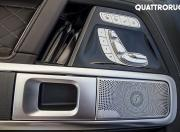 Mercedes Benz G Class G 500 interior2