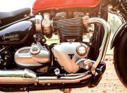 Triumph Bonneville Speedmaster engine