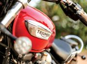 Triumph Bonneville Speedmaster fuel tank