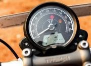 Triumph Bonneville Speedmaster speedometer